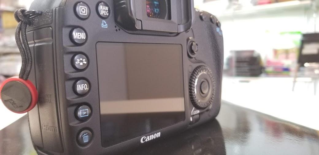 カメラにガラスコーティング