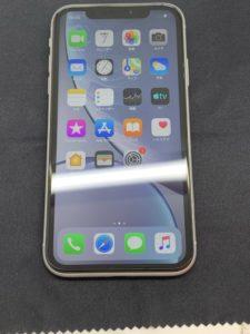 【大和店】iPhoneXR ガラスコーティング