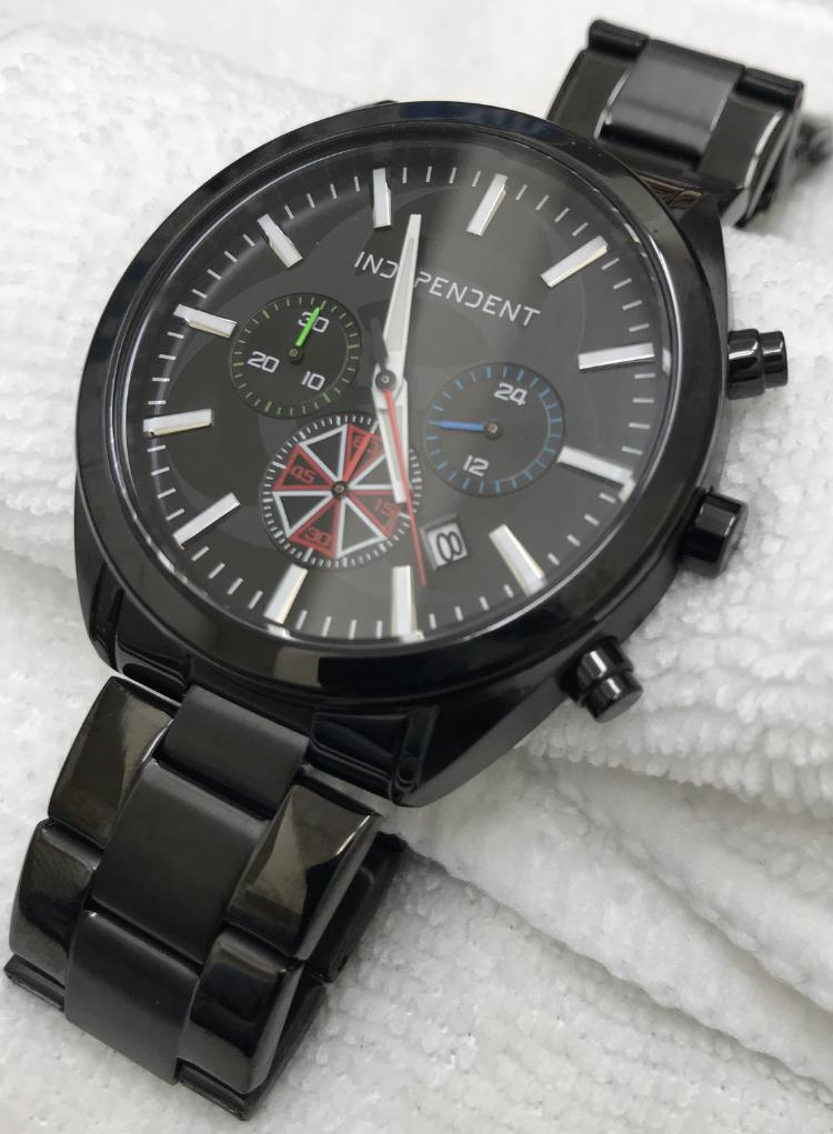 腕時計インディペンデント