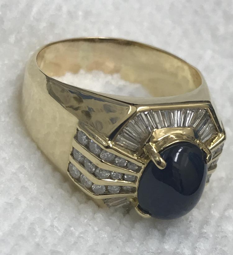ガラスコーティング施工した指輪