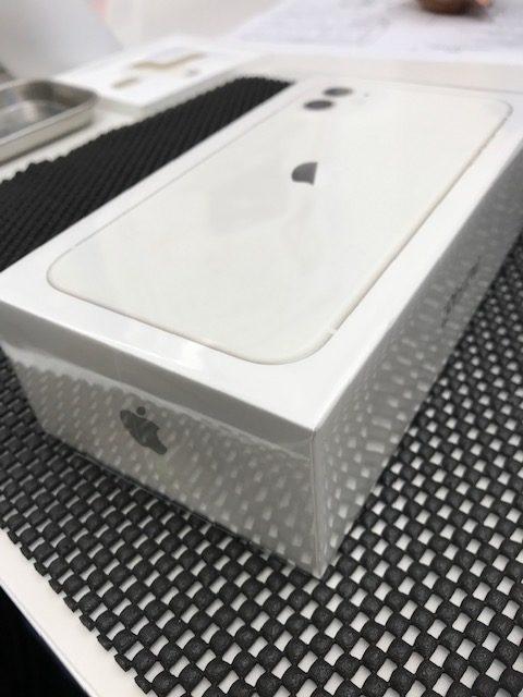 iphone11(白)