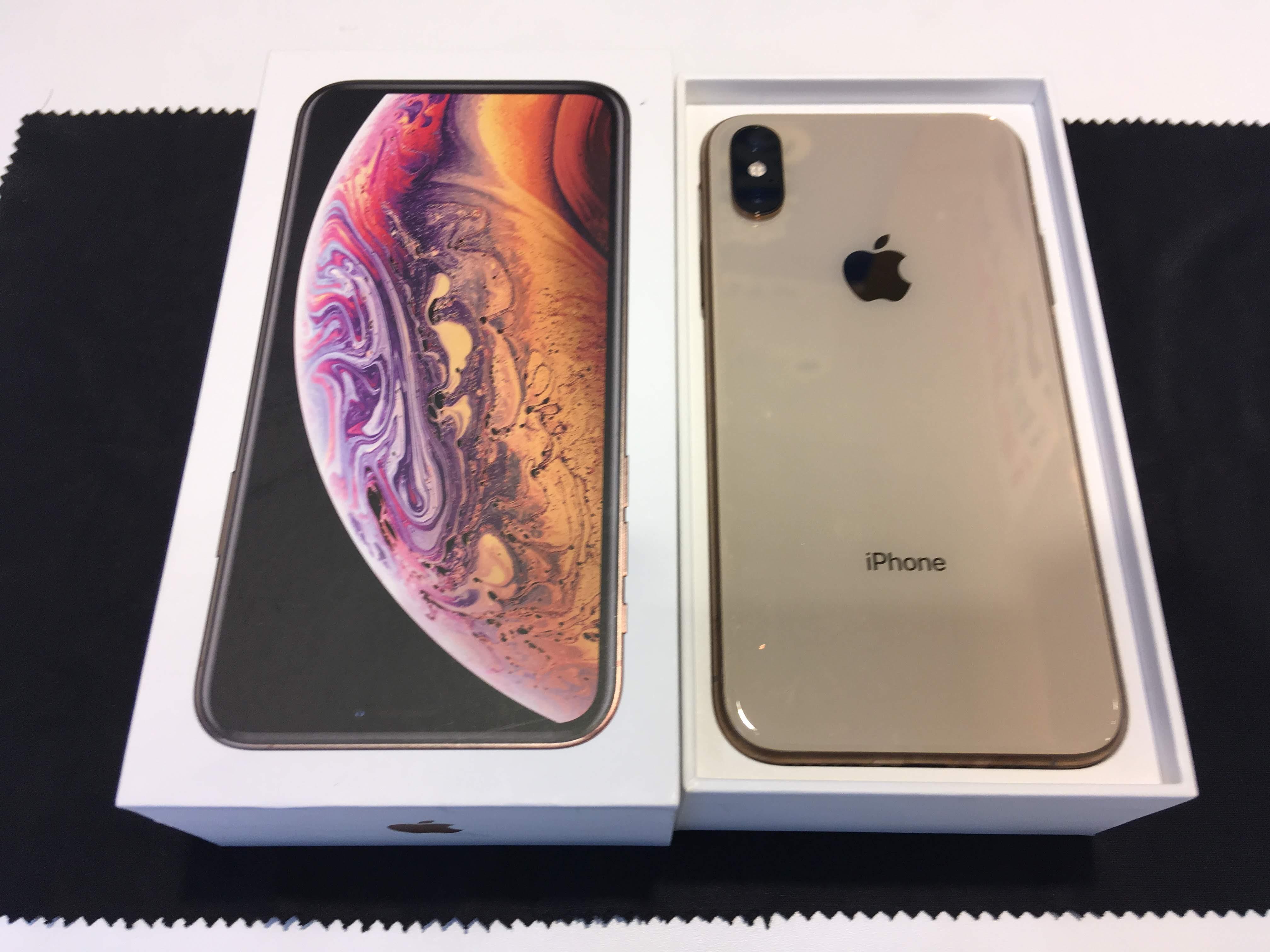 iPhone XS Max ガラスコーティング[自由が丘]