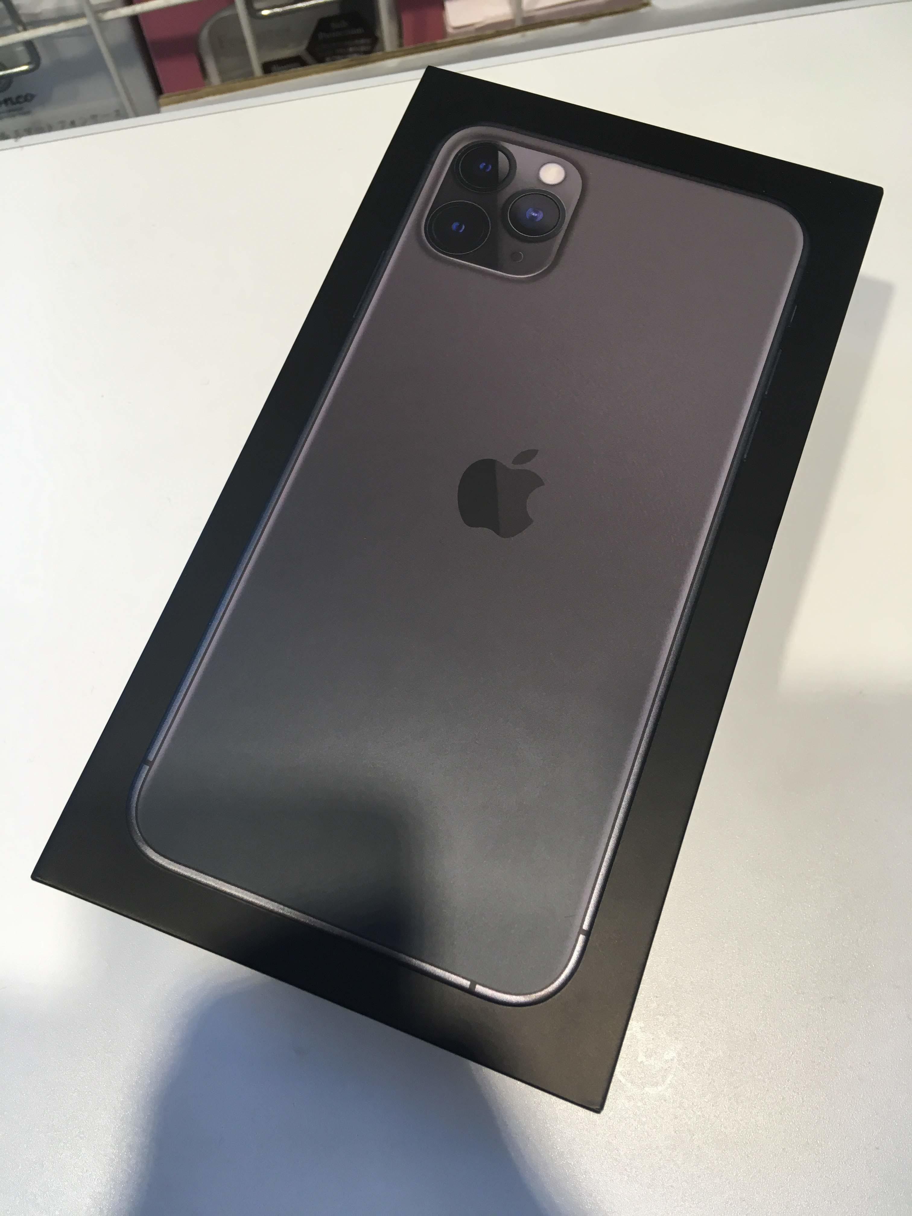 iPhone11ProMaxコーティング