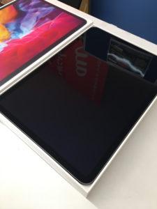最新 iPad Pro チタンコーティング