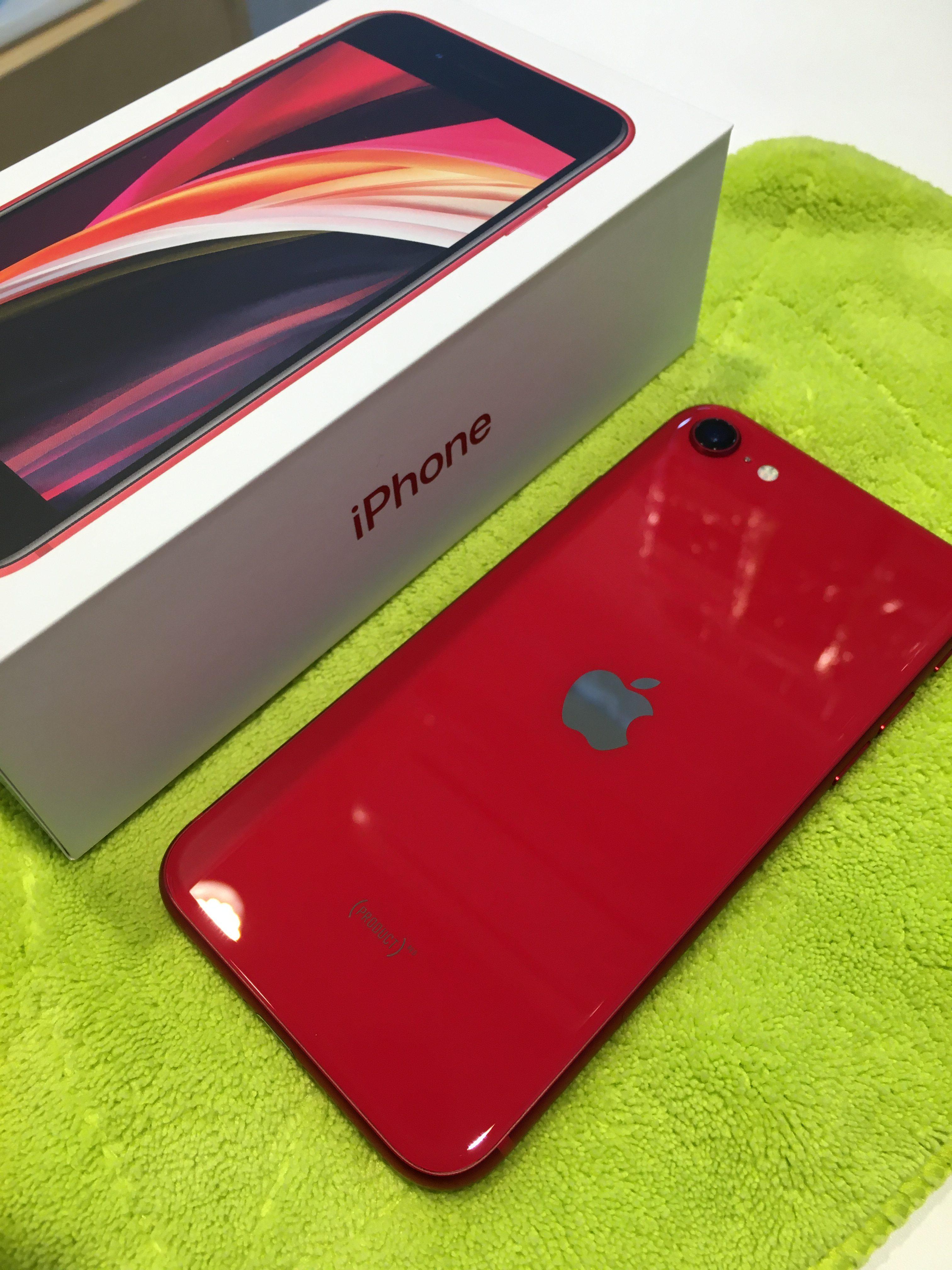 [自由が丘]新型iPhone SE2チタンコーティング!!!!