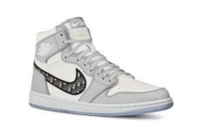 Dior × Nike Air Jordan 1 High OG ガラスコーティング