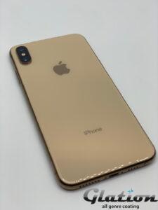 iPhoneコーティング グラシオン名古屋栄店