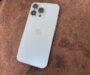 iPhone 13 Pro チタンコーティング